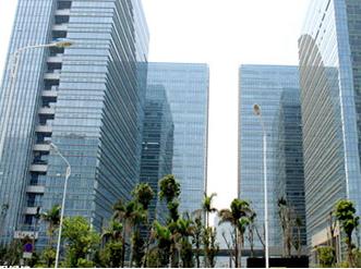 南方联合广州IDC机房