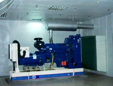 服务器托管机房发电机组