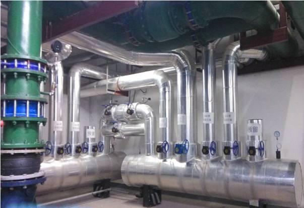 服务器机房冷却系统